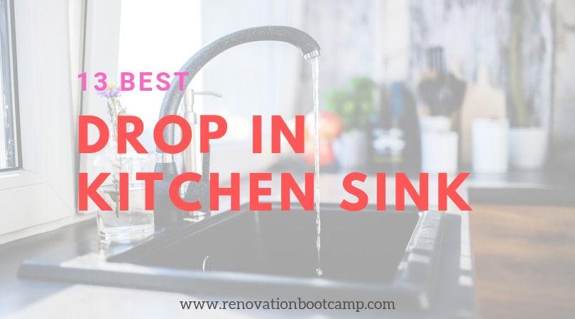 best Drop in Kitchen Sink
