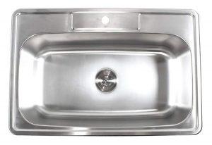 cbath stainless sink