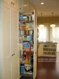 Chioran pull out pantry WM | 21 Best Kitchen Organization Ideas You Need to Read This Year