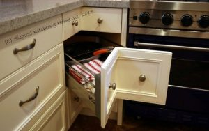 Lynwood corner drawer smaller WM | 21 Best Kitchen Organization Ideas You Need to Read This Year