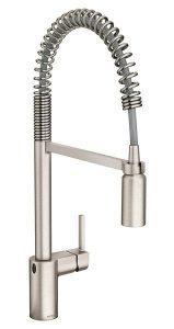Moen 5923EWSRS Pulldown Kitchen Faucet