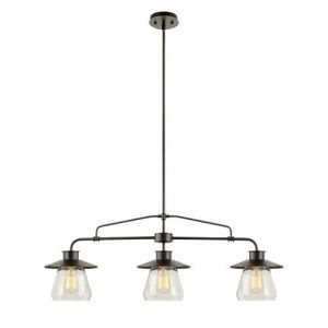 Globe Electric 64845 Nate 3 Light Pendant | 11 Best Pendant Light for Kitchen With Great Ideas {Review}