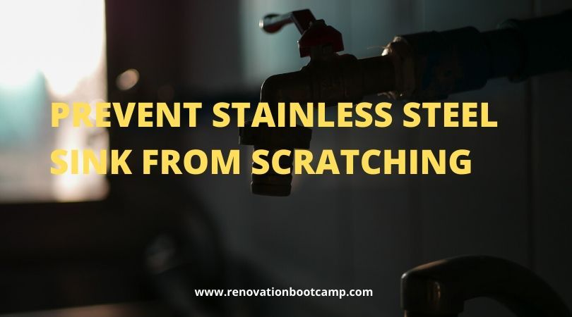 Prevent Stainless Steel Sink From Scratching