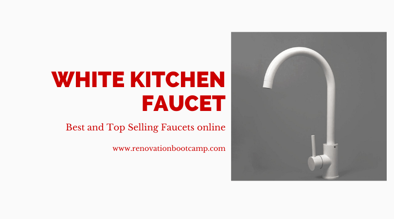 Best White Kitchen Faucet