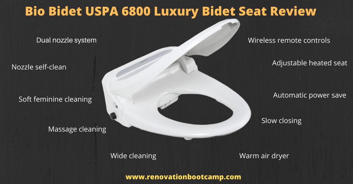 Bio Bidet Uspa 6800 Luxury Bidet Seat Review Is It Worth It