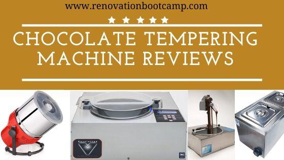 Chocolate Tempering Machine Reviews