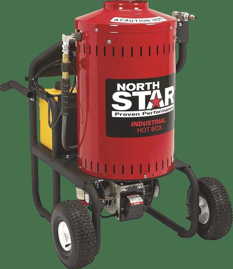 NorthStar Best 4000 PSI Hot Water Pressure Washer