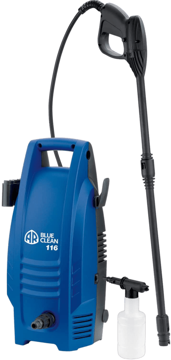 AR Blue Clean AR116 1450 PSI Cold Water Electric Pressure Washer removebg preview | Best 1500 PSI Electric Pressure Washer Reviews 2021