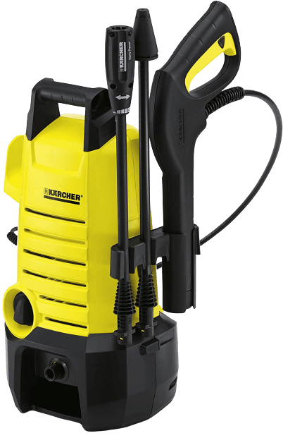 Karcher 1500 PSI Pressure Washer with 15-Foot Hose, K 2.20