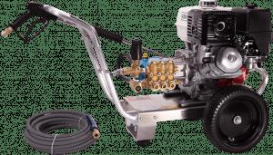 Pressure Pro 4000 PSI Honda Gas Powered Pressure Washer