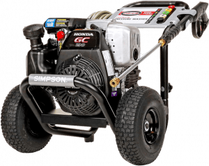 Simpson Cleaning MSH3125-S 3200 PSI Pressure Washer