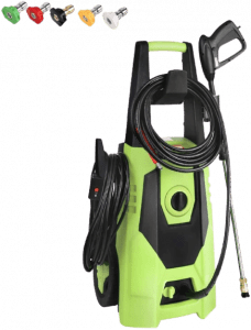 TubyTime 3000 PSI Electric Pressure Washer