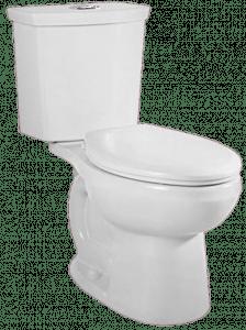 American Standard 2887.216.020 H2 Option 2-Piece Dual Flush