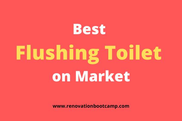 Best Flushing Toilet on Market
