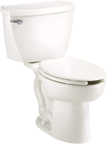 American Standard Pressure Assisted Two Piece Toilet