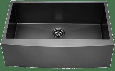 Lordear 33 inch Black Farmhouse Sink Gunmetal Black indiaurbanportal | 9 Best Copper Sinks 2021 Experts Review BootCamp