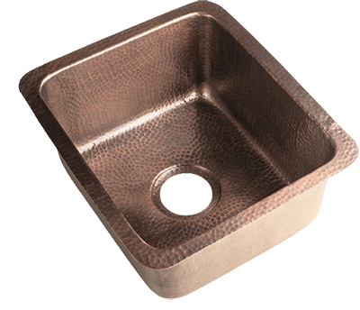 Monarch Abode 17090 Pure Copper Hand Hammered indiaurbanportal | 9 Best Copper Sinks 2021 Experts Review BootCamp