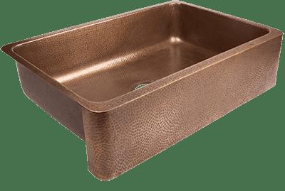 Sinkology SEK307 33 AMZ B Lange Farmhouse indiaurbanportal 1 | 9 Best Copper Sinks 2021 Experts Review BootCamp
