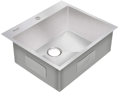 Bonnlo 25 Inch Drop in Kitchen Sink bootcamp | Best Sink for Butcher Block Countertop 2021