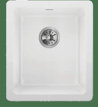Elkay SWU1517WHFC Fireclay Single Bowl bootcamp | Best Sink for Butcher Block Countertop 2021