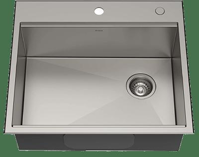 Kraus KWT310 3318 Kore Workstation bootcamp | Best Sink for Butcher Block Countertop 2021