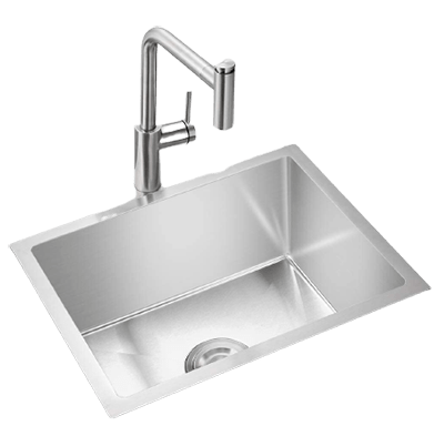 ROVATE 19.6 inch Undermount 18 Guage Single Bowl Stainless steel Kitchen Sink boot | Best Sink for Butcher Block Countertop 2021