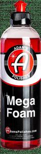 Adam's Mega Foam 16oz – pH Best Car Wash Soap For Foam Cannon, Pressure Washer, or Foam Gun | Concentrated Car Detailing